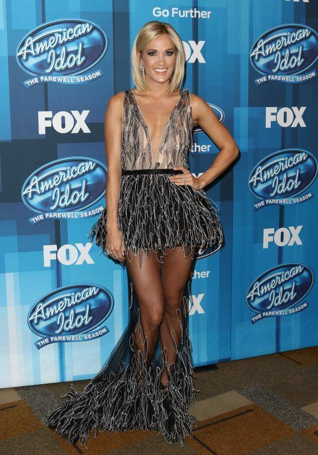 Photos Videos Carrie Underwood Keith Urban David Cook Melinda Doolittle And More Perform On American Idol Finale