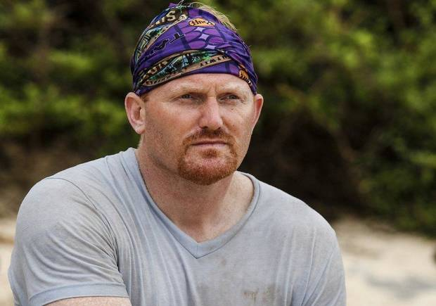"Oklahoman Chris Hammons, who previously appeared on ""Survivor,"" will compete on the new season of ""The Amazing Race."" CBS photo"