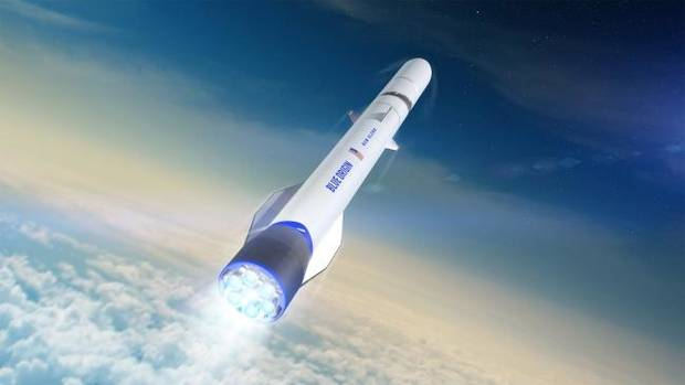 Oklahoma company to build parts for space launcher