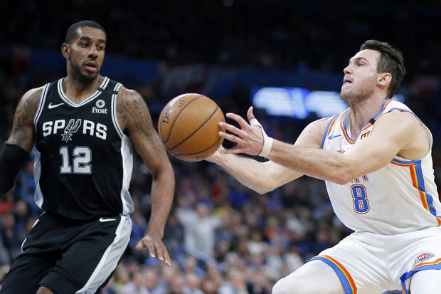 OKC Thunder: Struggles arise if two stars are off