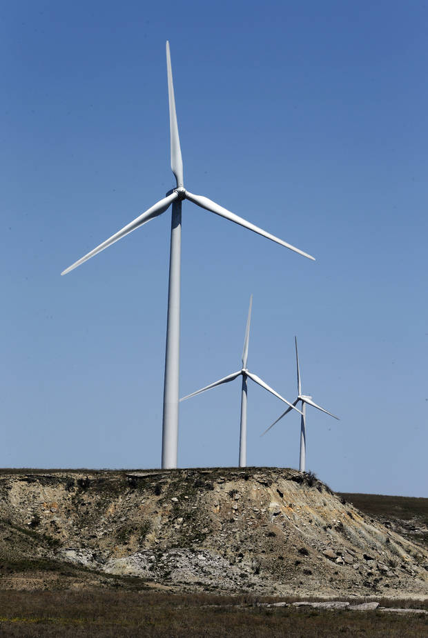 Military review requirement added to wind farm development process in Oklahoma