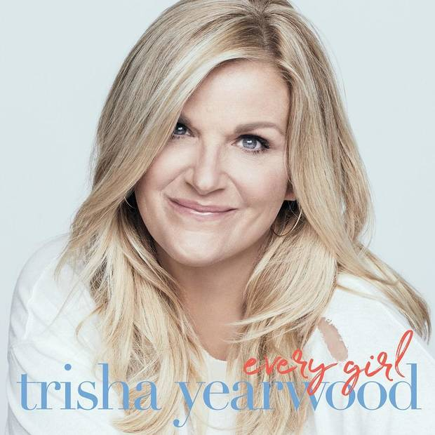 "Country music star Trisha Yearwood, a former Owasso resident, released ""Every Girl,"" her first full-length country music collection in more than a decade, in August. [Cover art provided]"