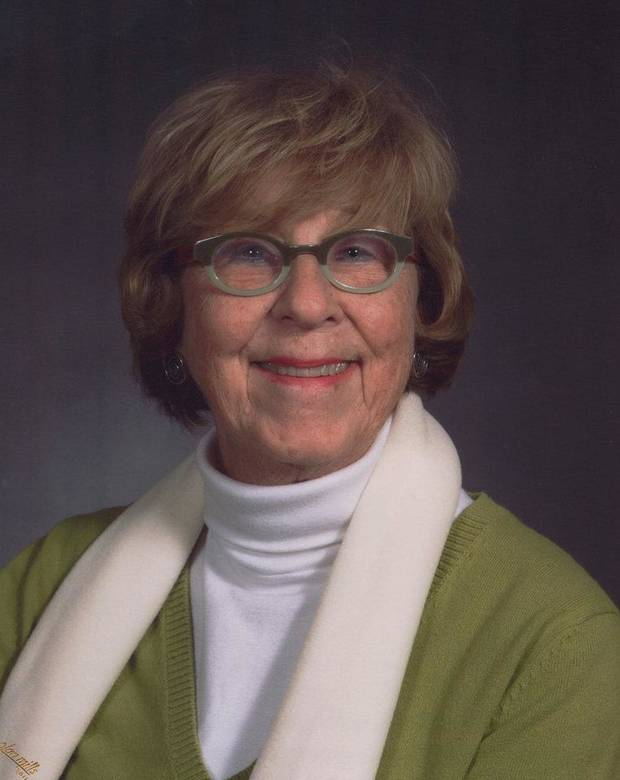 OKC arts patron Jeanne Hoffman Smith wants to 'leave more wood on the woodpile'