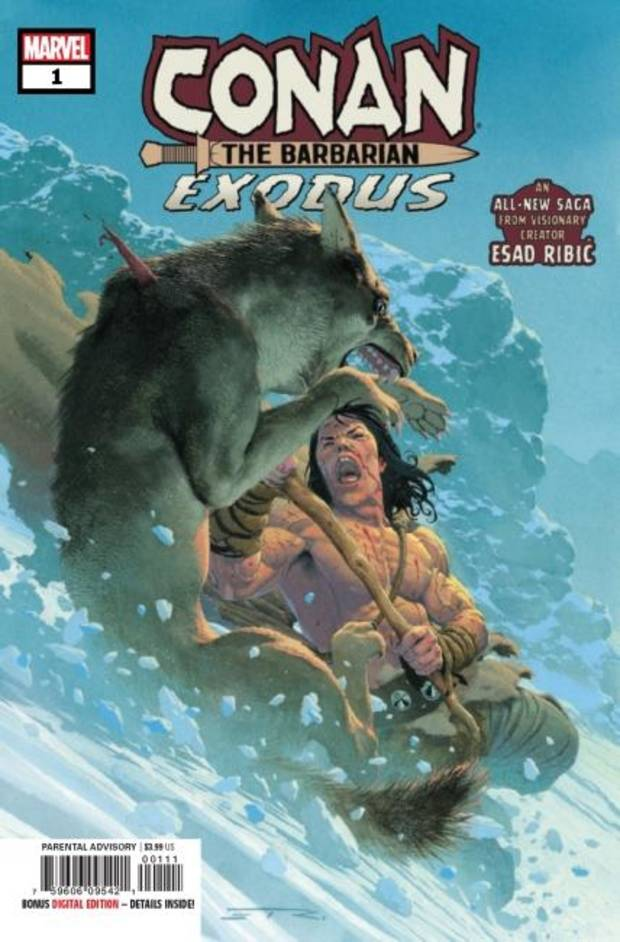 Word Balloons: Conan's younger days explored in new comic book