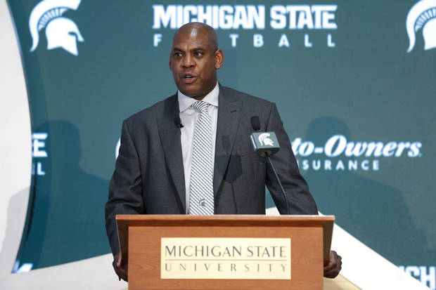 Michigan State rallies to hire Tucker away from Colorado