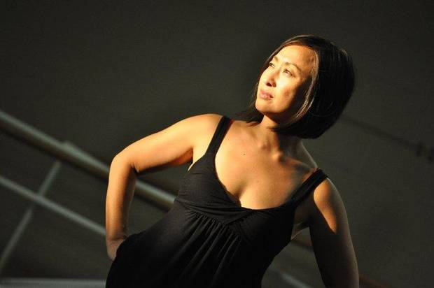 Hui Cha Poos, executive director of RACE Dance Company