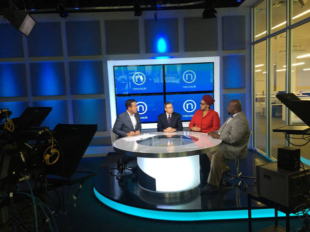 The Oklahoman'™s Director of Video, Dave Morris, sat down Friday with Oklahoma City Police Chief Bill Citty, OKC Artists For Justice co-founder Grace Franklin and the Rev. Jesse Jackson, pastor of East 6th Street Christian Church, to discuss the fallout from the Daniel Holtzclaw trial.