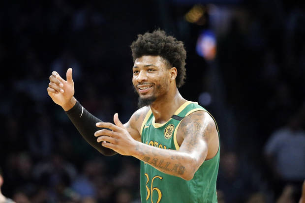 Report: Former OSU basketball star Marcus Smart to donate plasma for coronavirus research