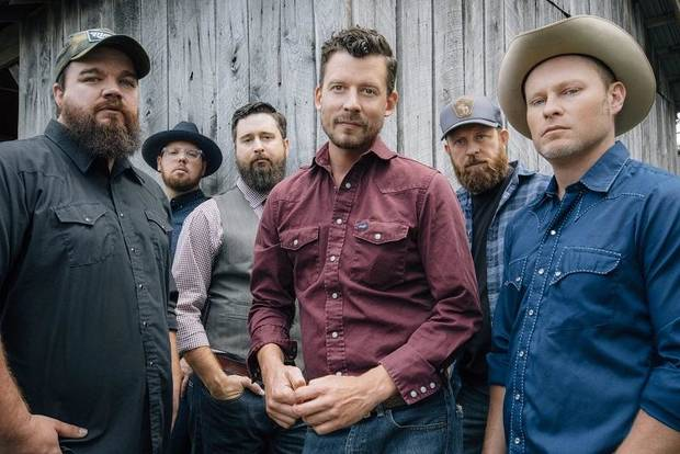 The Turnpike Troubadours are headlining the 28th Annual Tumbleweed Calf Fry Festival in Stillwater. [Photo by David McClister]