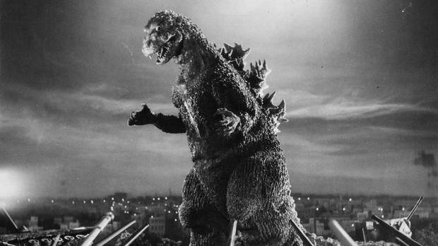 "The Oklahoma City Museum of Art will show 1954's ""Godzilla"" as part of its Halloween-theme film series ""Monsters & Murderous Maidens: Japanese Cult Cinema."" [Photo provided]"