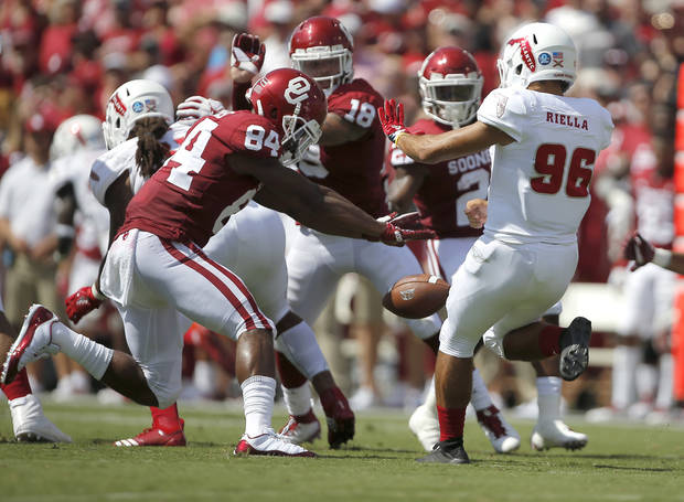 Ou Football Scholarship For Lee Morris Matter Of Time