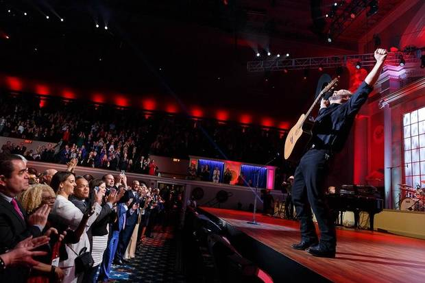 Preview: Concert special 'Garth Brooks: The Library of Congress Gershwin Prize for Popular Song' airing tonight