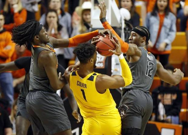 OSU vs. Texas men's basketball: Tip time, starting lineups, three things to know