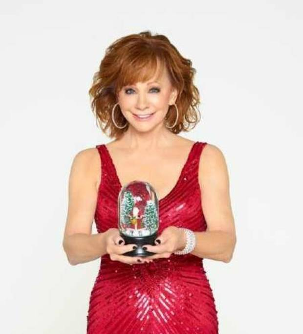 """Reba McEntire hosted the 2017 """"CMA Country Christmas."""" Photo provided"""