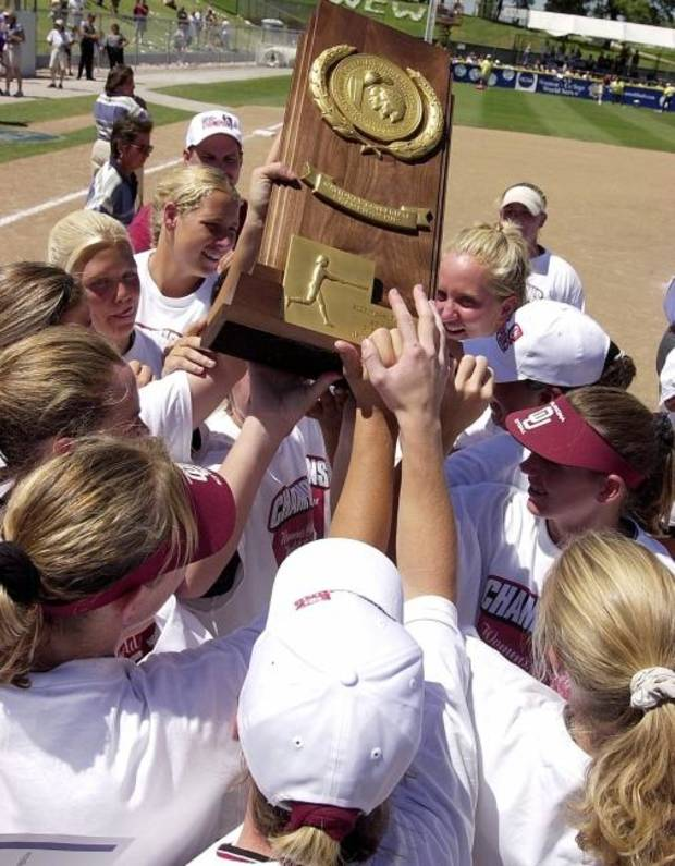 'Times might be changing': OU softball's first Women's College World Series title was a crown with lots of gems