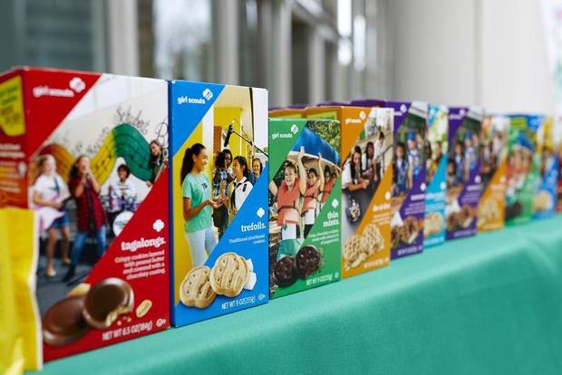 Not all Girl Scout cookies are the same. Which ones are you getting?