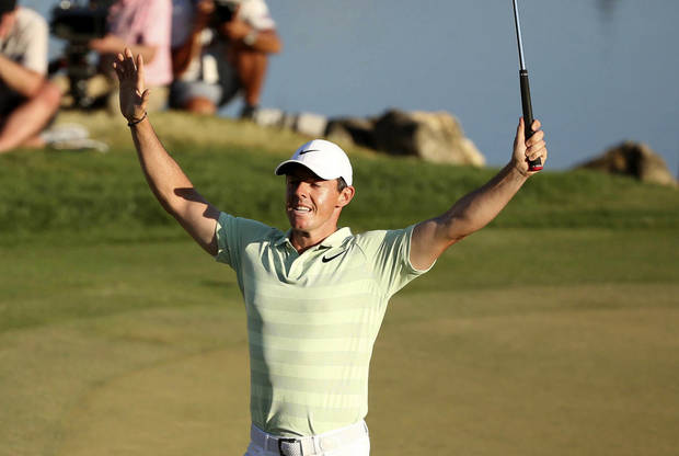 Winning makes McIlroy as good as he already was