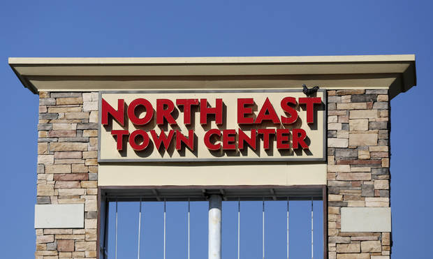 Updated photos of the Northeast Town Center, in the 1100 block of NE 36, which is now leasing space. When the Northeast Shopping Center first opened in the early 1960s, it was a source of pride for northeast Oklahoma City — home to a Safeway grocery store, Cherry's Cafeteria, a TG&Y and the same sort of variety retailers featured in similar developments popping up throughout the city. But by the 1990s, the shopping center was a ghost of its former self, littered with empty storefronts, bars on shop windows and weeds in a largely vacant sprawling parking lot. The history of the property was enough to provoke an outburst by John Pettis early in his first term as the Ward 7 City Councilman against the owner, Charles Shadid. But after two years of discussions, Pettis and Shadid announced a redevelopment of the shopping center that is expected to include a grocer as its anchor tenant.