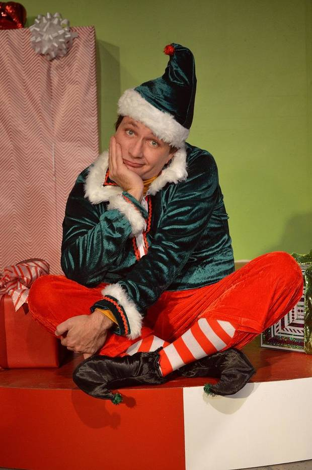 What to do in Oklahoma on Nov. 30, 2019: See Carpenter Square Theatre's production of 'The Santaland Diaries'