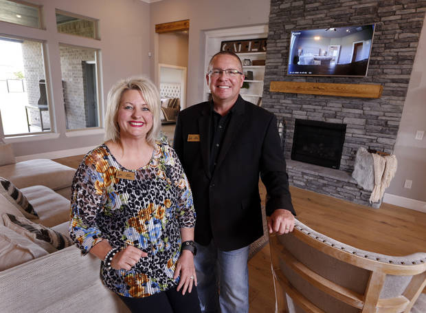 Under control, Norman builder loads model home with voice activation | The Oklahoman