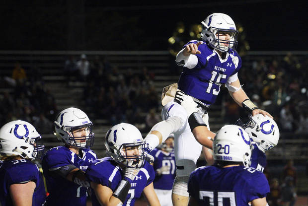 The Oklahoman's Little All-City football roster