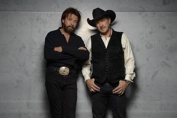Brooks & Dunn. Photo provided