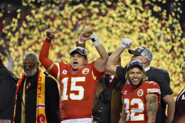 NFL playoffs: Kansas City heading to first Super Bowl in 50 years