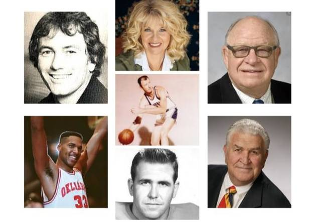 Oklahoma Sports Hall of Fame unveils seven-member class of 2020