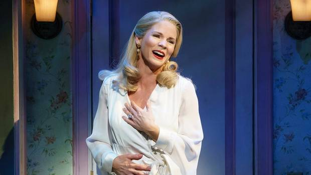 "Kelli O'Hara appears in ""Kiss Me, Kate."" Joan Marcus photo"