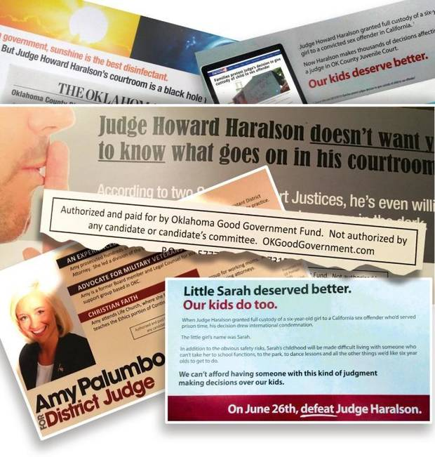 New super PAC targeted Oklahoma County district judge for defeat