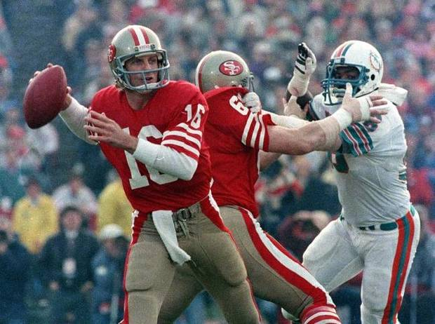 Joe Montana has good feelings for Super Bowl-bound 49ers and Chiefs