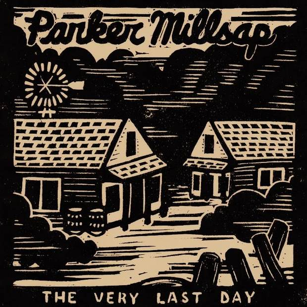 "Oklahoma singer-songwriter Parker Millsap, a Purcell native now based in Nashville, Tenn., is releasing his new album ""The Very Last Day"" March 25. Album cover image provided"
