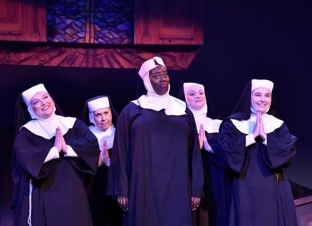Review: Sooner Theatre's Sister Act 'a nearly irresistible force'