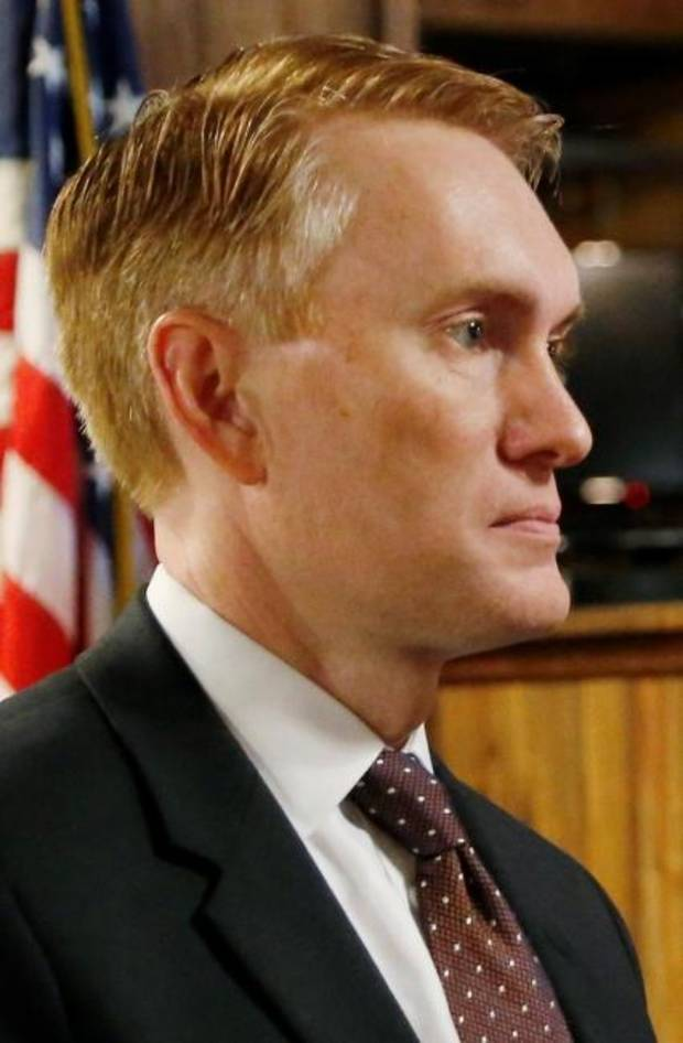 Inhofe, Lankford not persuaded by House impeachment team