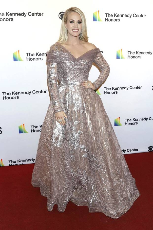 Photos and video: Carrie Underwood, Trisha Yearwood, Jonas Brothers and many more to perform on Kennedy Center Honors special