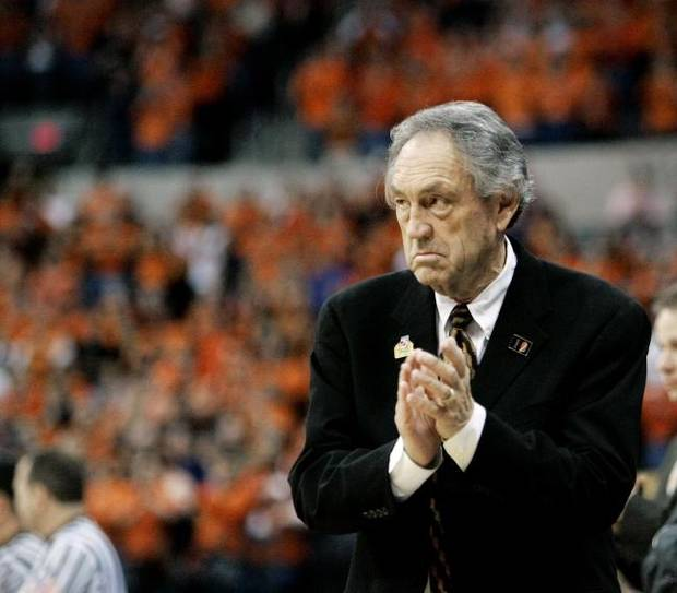 OSU basketball: Eddie Sutton's 'defense, dedication, discipline' finally honored with Naismith Hall of Fame election