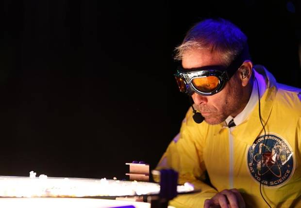 Interview & video: Alton Brown talks live theater, local cuisine and 'Good Eats' revival before Oklahoma City stop on 'Eat Your Science' tour