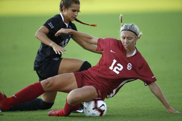 Morning roundup: OSU soccer's Jones named Big 12 Sportsperson of the Year