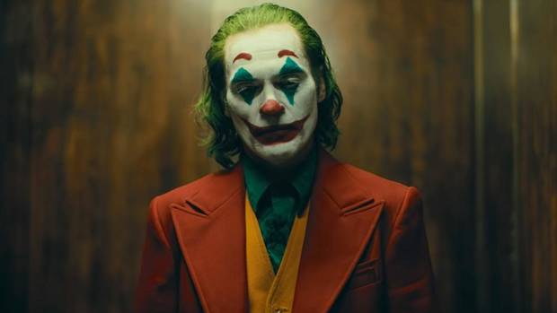 "Joaquin Phoenix stars in ""Joker."" [Warner Bros. photo]"