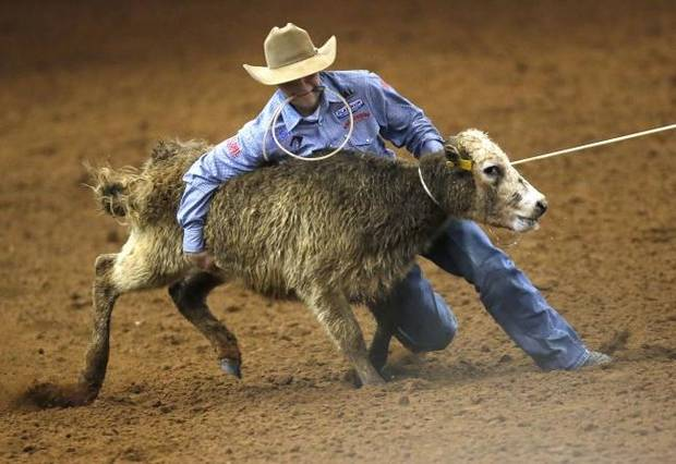 Broken Bow native Clay Smith might be the best roper in rodeo