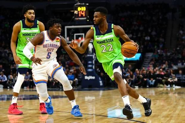 'You can't tell me he's a rookie': Lu Dort's offense keeps improving and so does the Thunder