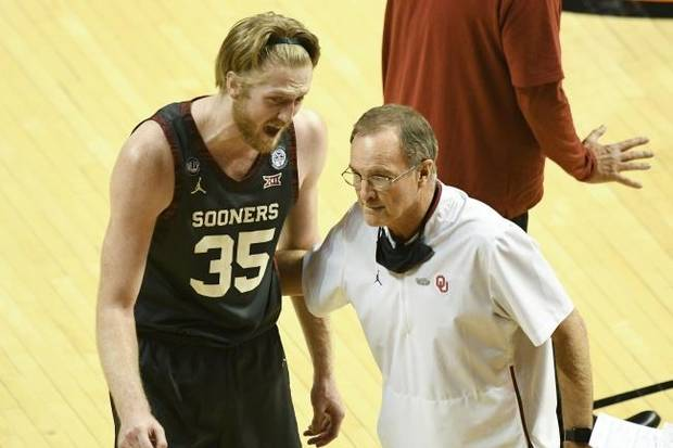 OU basketball: Reeling Sooners 'have to bounce back' after Bedlam sweep