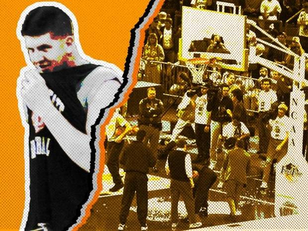 OSU basketball: 'Big Country' Bryant Reeves' backboard-shattering dunk remains iconic moment of 1995 Final Four