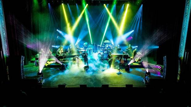 The Mannheim Steamroller 35th anniversary Christmas tour will make an Oklahoma City stop Tuesday at the Civic Center Music Hall. [Matt Christine Photography]