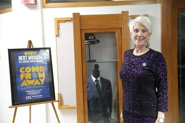 Based on a true story: Hit musical 'Come From Away' spotlights pilot Beverley Bass' 9/11 experiences