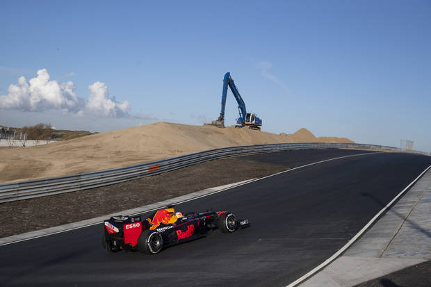 Red Bull's Marko says he proposed F1 coronavirus camp