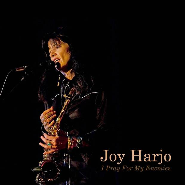 """Tulsan Joy Harjo – the first Native American named Poet Laureate of the United States – is releasing """"I Pray for My Enemies"""" March 5 on Sunyata Records/Sony Orchard Distribution. [Photo provided]"""