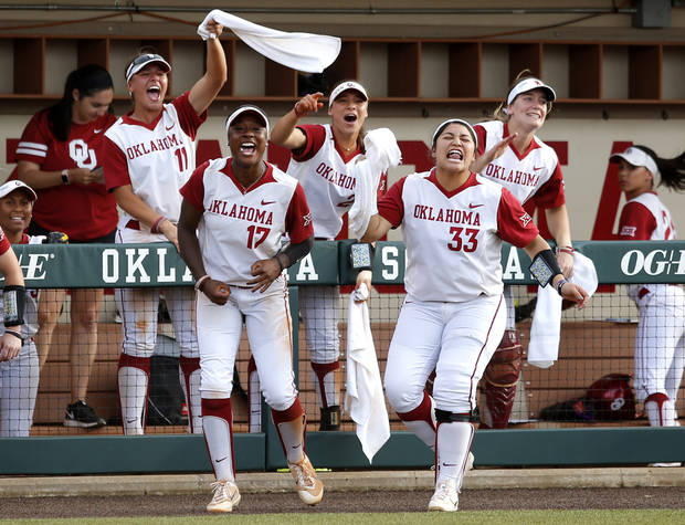 Oklahoma bound for super regional with 3-0 win against Tulsa