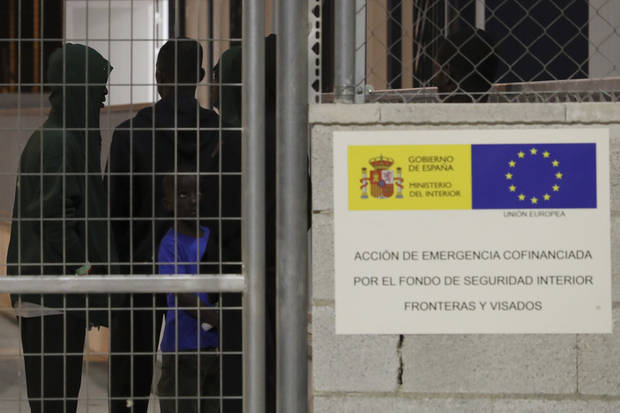 Spain rescues more than 200 migrants heading to Europe