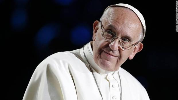 Gay man: Pope told me